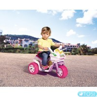 Электромотоцикл для девочки Mini Princess Peg-Perego