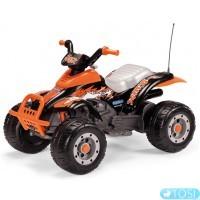 Электромобиль квадроцикл Peg-Perego T-Rex