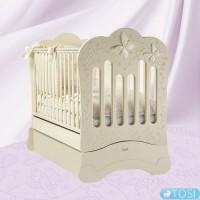 Детская кроватка Lettino FMS Charme Avorio