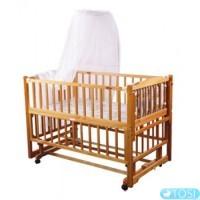 Детская кроватка Geoby LM604S