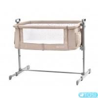 Приставная кроватка Kinderkraft Neste
