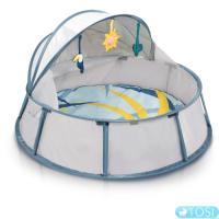 Игровой коврик-манеж Babymoov Babyni Tropical