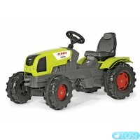 Педальный трактор Claas Axos 340 Rolly Toys 601042