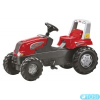 Педальный трактор Junior RT Rolly Toys 800254