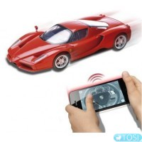 Ferrari Enzo Bluetooth 1:16 машина на р/у Silverlit