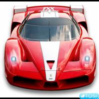 Ferrari FXX 1:16 машина на р/у Silverlit