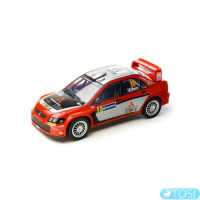 Mitsubishi Lancer WRC 1:16 машина на р/у Silverlit