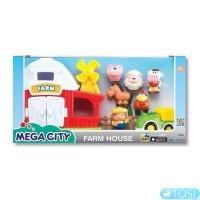 Mega city Ферма игровой набор KEENWAY
