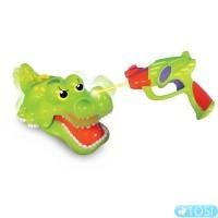 Крокодил со световым пистолетом Silverlit