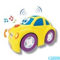 Такси машинка музыкальная KEENWAY