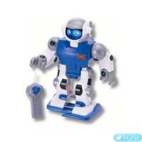Робот на д/рук синий KEENWAY