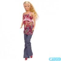 Кукла Steffi беременная с малышом и аксессуарами 5734000