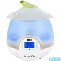 Увлажнитель воздуха с термометром и гигрометром с функцией ночника Babymoov A047003