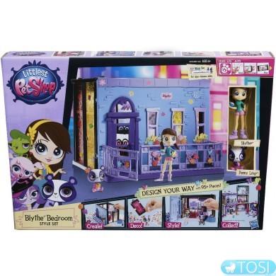 Стильная спальня Блайс Littlest Pet Shop