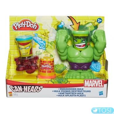 "Play-Doh Игровой набор ""Битва Халка"""