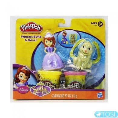 """Play-Doh """"Принцесса София и друзья"""""""