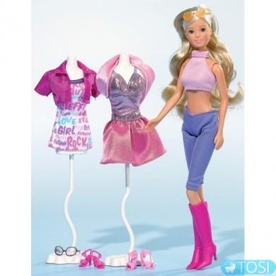 Кукла Simba Steffi и ее Модный Гардероб