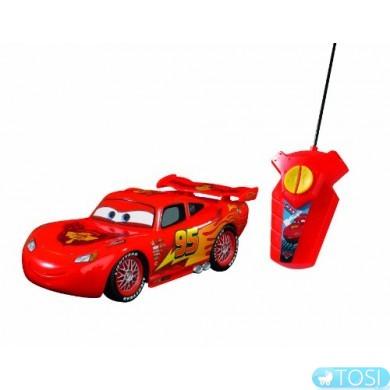 Машинка на радиоуправлении Зигзаг Cars McQueen Dickie