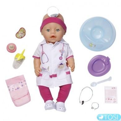 Интерактивная кукла Baby Born Zapf Creation 819173