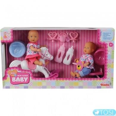Кукольный набор Simba NBB Игровая комната