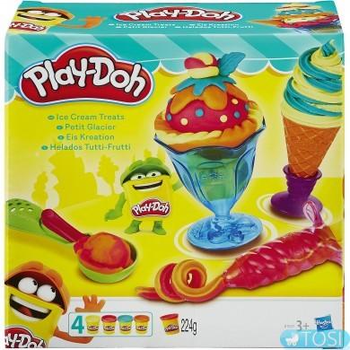 """Play-Doh Игровой набор """"Инструменты мороженщика"""""""