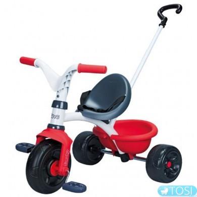 Велосипед трехколесный Be Move City Smoby