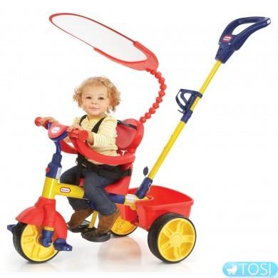 Велосипед трехколесный 3 в 1 Little Tikes