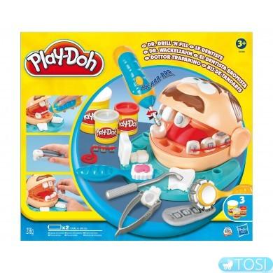 "Play-Doh Набор ""Мистер зубастик"" (обновленная версия)"
