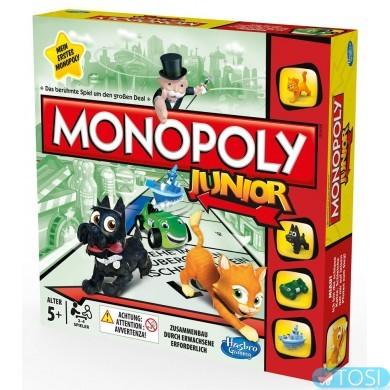 Настольная игра Моя первая монополия HASBRO