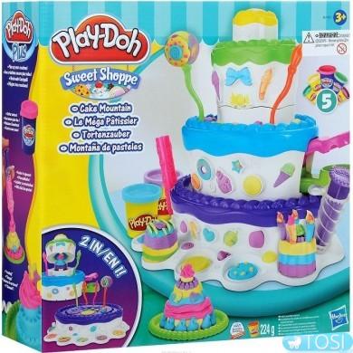 Play-Doh  Игровой набор Праздничный торт