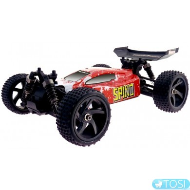 Багги 1:18 Himoto Spino E18XB Brushed (красный)