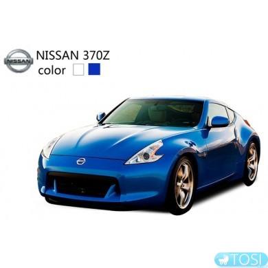 Машинка микро р/у 1:43 лиценз. ShenQiWei Nissan 370Z (синий)