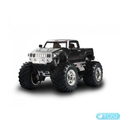 Джип микро р/у 1:43 Hummer (черный) Great Wall Toys