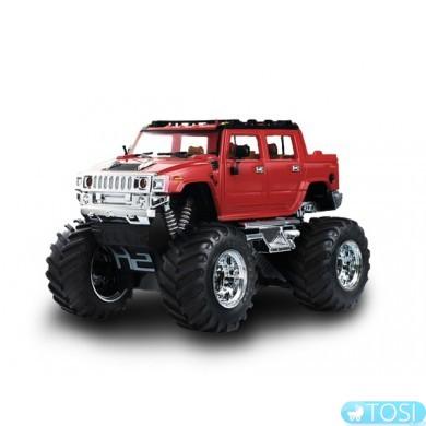 Джип микро р/у 1:43 Hummer (красный) Great Wall Toys
