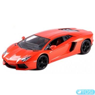 Машинка р/у 1:24 Meizhi лиценз. Lamborghini LP700 металлическая (оранжевый)