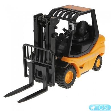 Автопогрузчик р/у 1:20 Forklift QT Toys