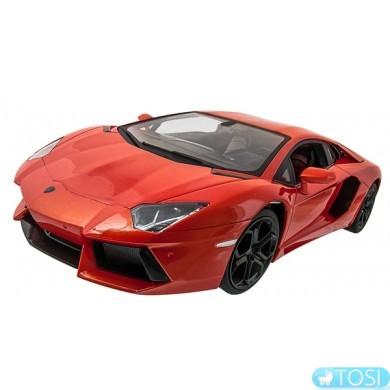 Машинка р/у 1:14 Meizhi лиценз. Lamborghini LP700 (оранжевый)