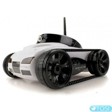 Танк-шпион WiFi I-Spy с камерой Happy Cow