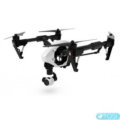 Квадрокоптер DJI Inspire 1 с 4K видеокамерой (1 пульт)