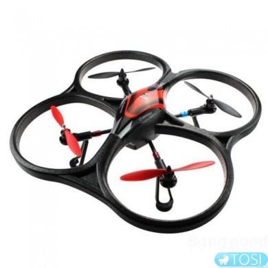 Квадрокоптер большой р/у 2.4GHz WL Toys V393 Cyclone бесколлекторный