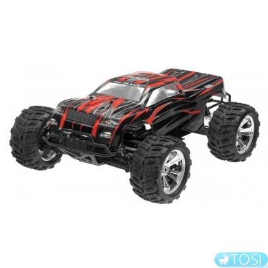 Монстр 1:8 Himoto Raider MegaE8MTL Brushless (красный)