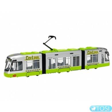 Машинка Трамвай Городской Dickie