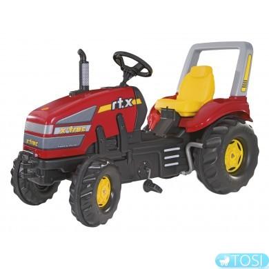 Трактор Педальный X trac Rolly Toys