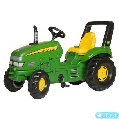 Трактор Педальный Deer X Trac Rolly Toys