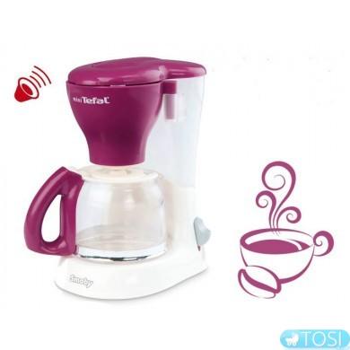 Интерактивная игрушечная кофеварка Mini Tefal 310506