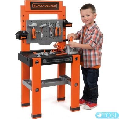 Детская мастерская Smoby Black&Decker 360700