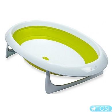 Складная ванночка BOON Naked Green
