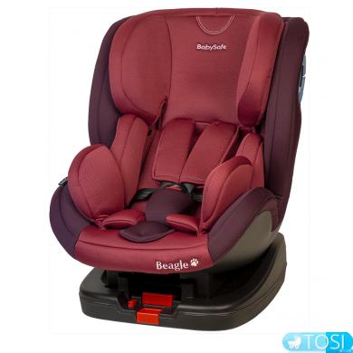 Автокресло BabySafe Beagle Isofix  0-25 кг
