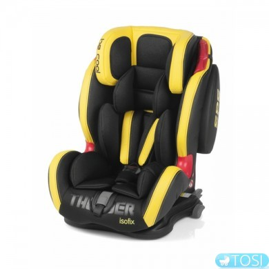 Автокресло Be Cool Thunder IsoFix 9-36 кг