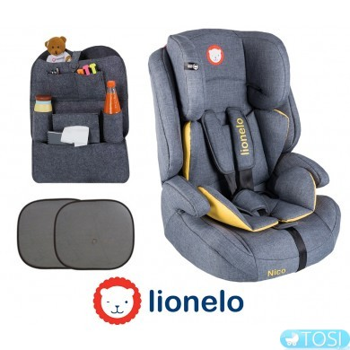 Автокресло Lionelo Nico 9-36 кг